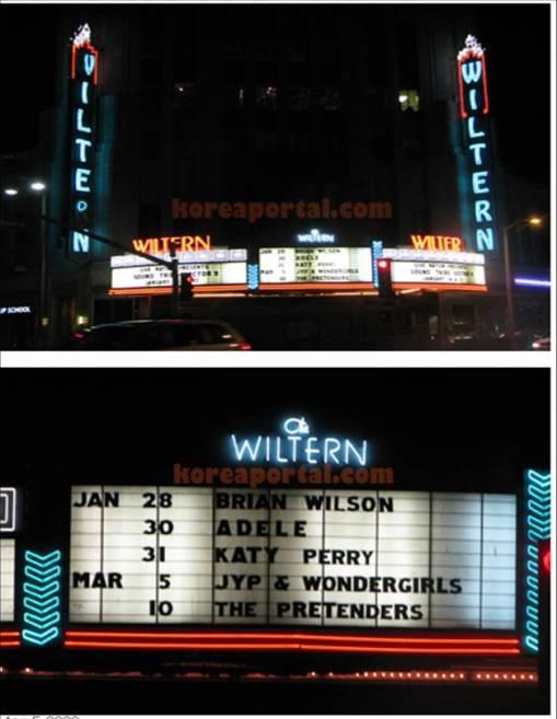 Wonder Girls In L.A