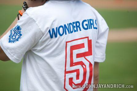 Yoobin's Lucky Number! 5!